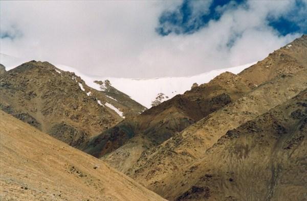 До перевального гребня еще километр по высоте [А.Чхетиани]