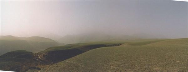 Предгорное плато [А.Чхетиани]