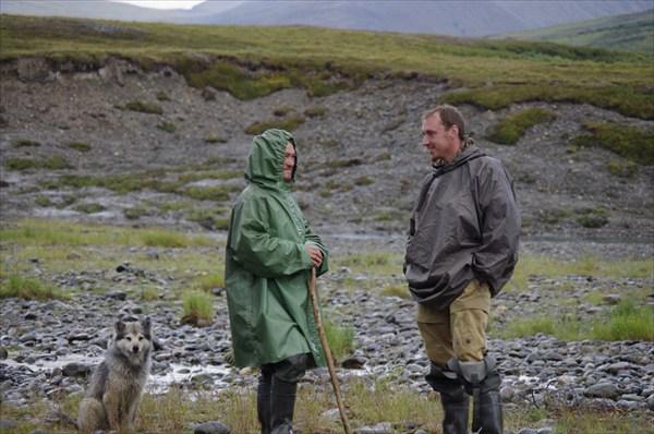 Встреча с пастухами - Николай.