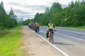 По дороге в Ферапонтово