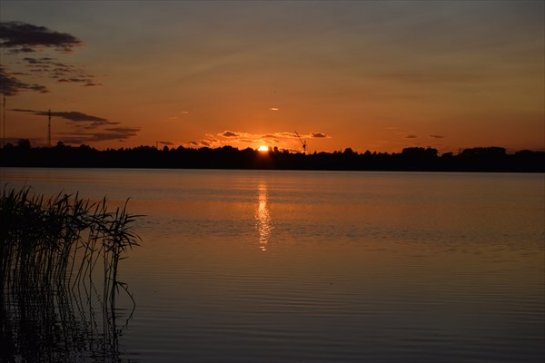 Озеро Никольское