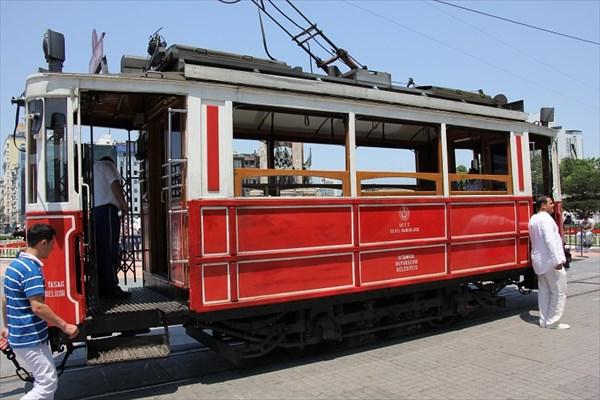 157-Трамвайчик