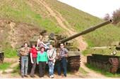Музей Военно-исторический комплекс г. Аксая