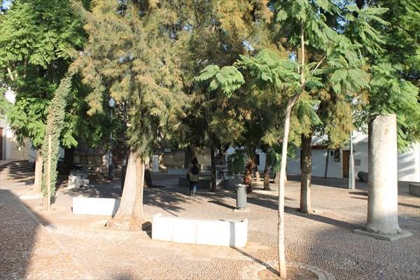 Площадь Jeronimo Paez