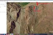 Алибекский перевал вид со стороны Домбая