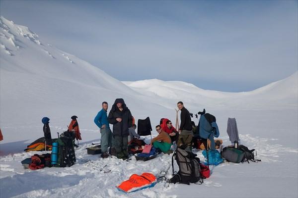Под перевалом 602 нк. Фото Андрея Подкорытова.