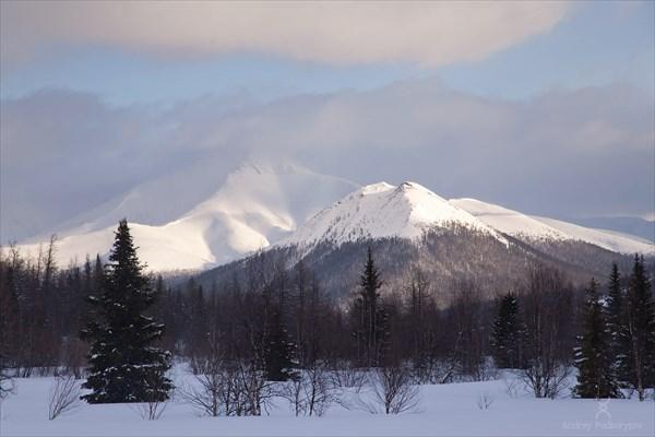 Вид на Манарагу от балка. Фото Андрея Подкорытова.