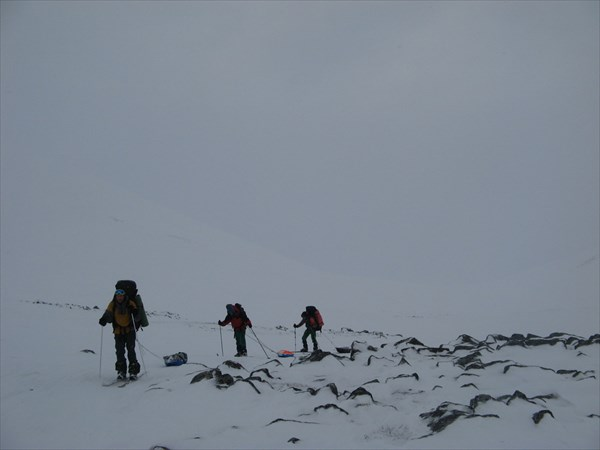 Перевал Балбан. Фото Никиты Насыпайко.