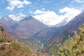 Долина Кхумбу