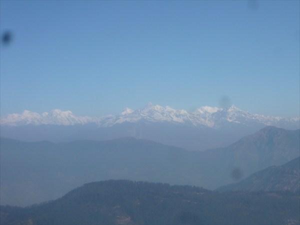 Последние взгляды на Гималаи