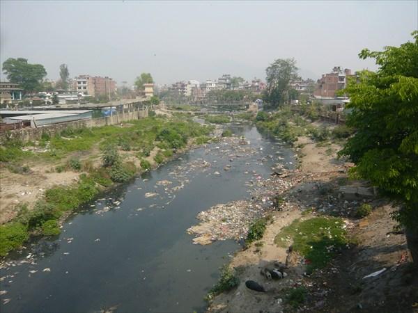 Чистейшие реки Катманду