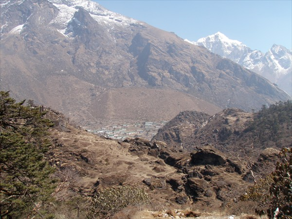 Вид на Кумджунг