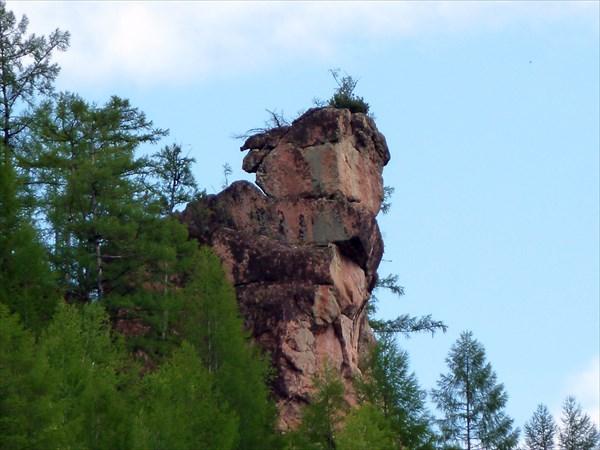 Каменный скворечник