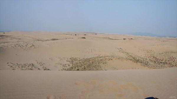 Бескрайняя пустыня