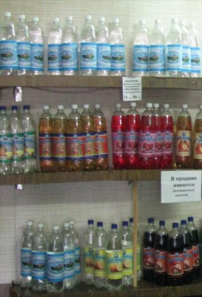Росинка - минеральная вода тындинского производства