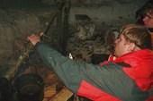 Натягиваем мегамодный костровой тросик