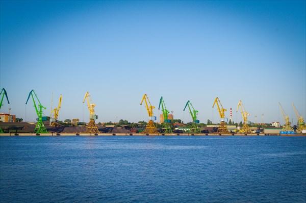 На той стороне канала - Клайпеда