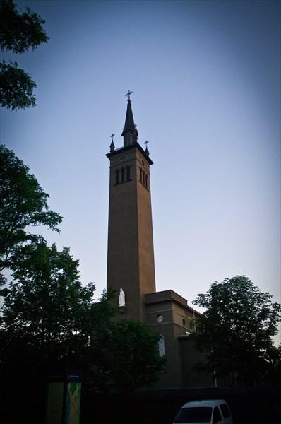 Костёл Марии Миротворицы в Клайпеде