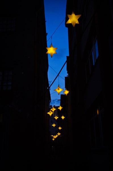 Рига. Звезды Старого Города