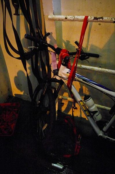 Паром Таллин - Хельсинки. Провоз велосипеда