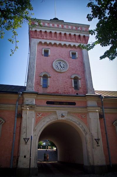 Хельсинки. Крепость Свеаборг (Суоменлинна)