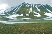 Предперевальное озеро
