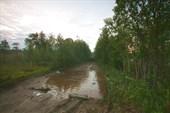 Старая дорога на Энгозеро