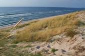 самое западное побережье России
