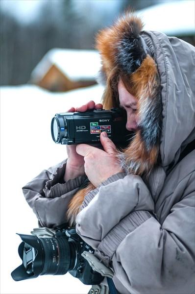 Надя-фотограф