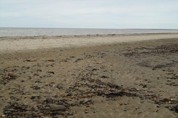 Заполярный пляж