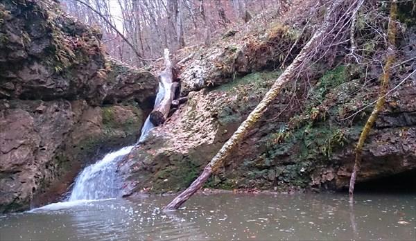 Водопад Далекий