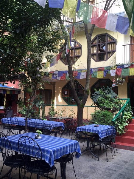 Ресторанчик Pilgrim Guest House (Thamel)