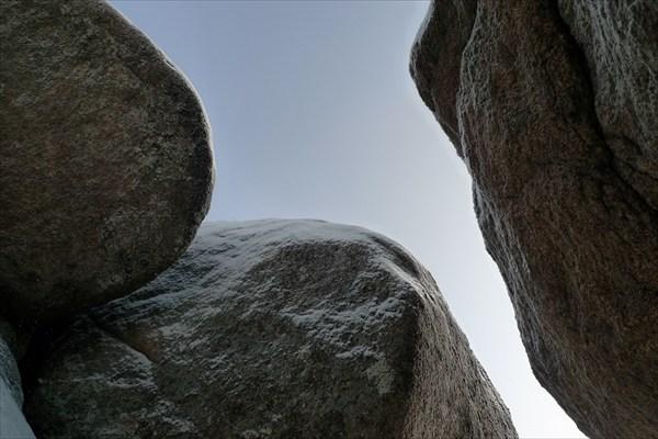 Каменья над головой