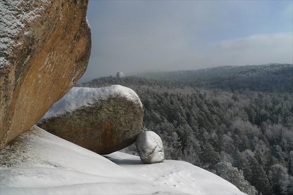 Каменный натюрморт