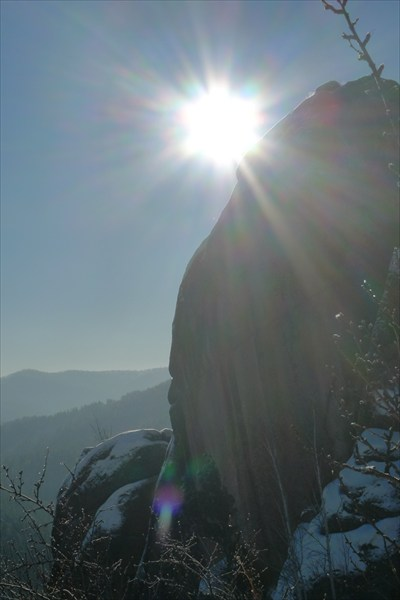 А-ааа! Это Солнце!)))