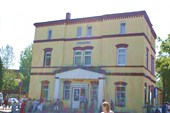 вокзал в Зеленоградске