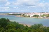 Вид на Vila Nova de Milfontes