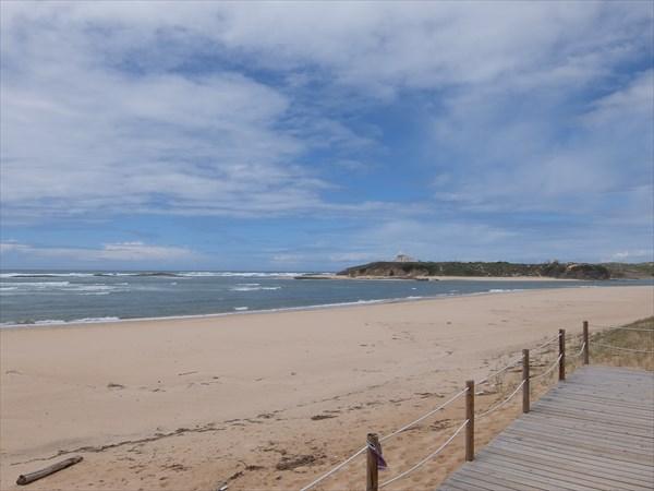 Один из пляжей возле Vila Nova de Milfontes