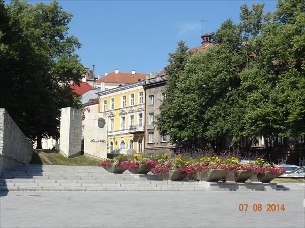 Таллин.