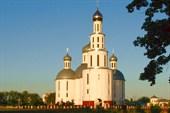 Храм на въезде в Брест