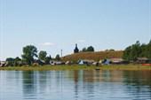 `Столица` Кенозерского НП - село Вершинино