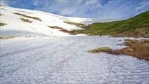 Спуск с перевала Караташский