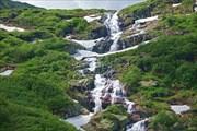 Многоступенчатый водопад