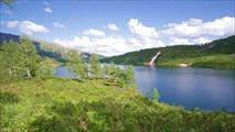 Озеро Харатас