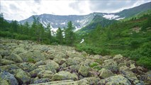 Верховья долины р. Туралыг