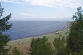 Фото 2. Байкал. Пляж в Северобайкальске