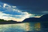 Река Томь.