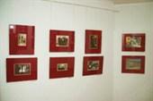 Одна из выставок