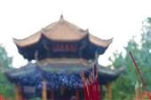 В тибетском храме