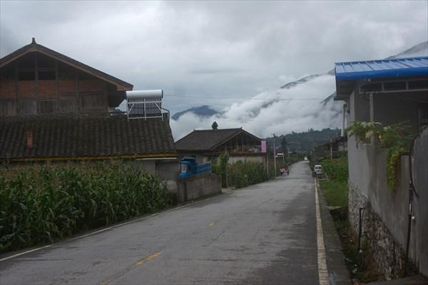 Типичная китайская деревня
